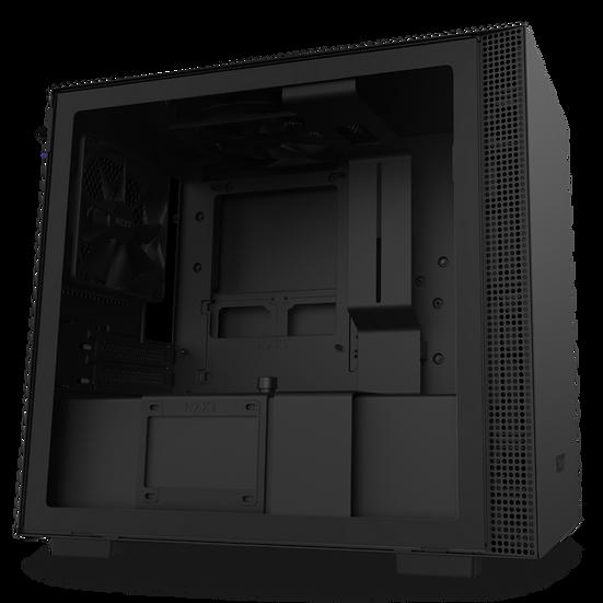 NZXT H210 - MATTE BLACK (ITX CASING)