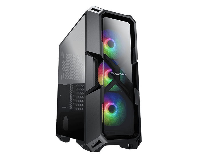 COUGAR MX440-G RGB with 3 aRGB Fans