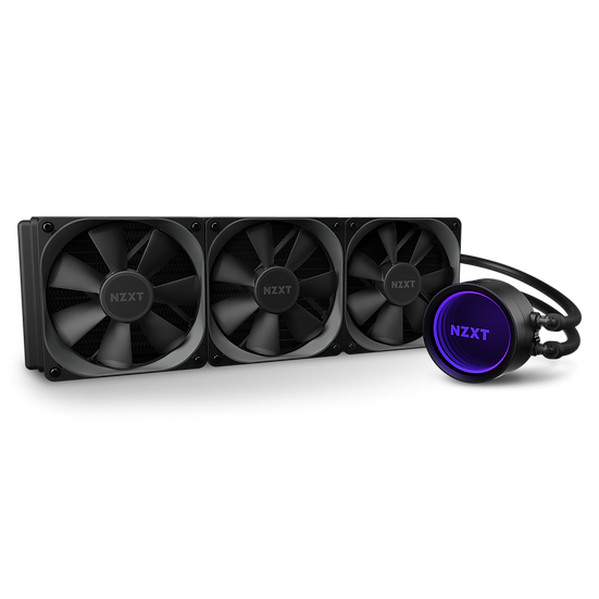NZXT KRAKEN X73 - 360mm AIO Liquid Cooler with RGB LED