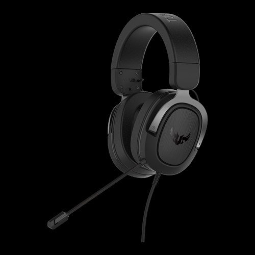 ASUS TUF GAMING H3 Headphone - Gun Metal