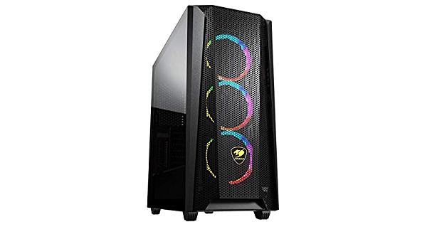 COUGAR MX660 Mesh RGB-L with 3 Pcs aRGB Fans