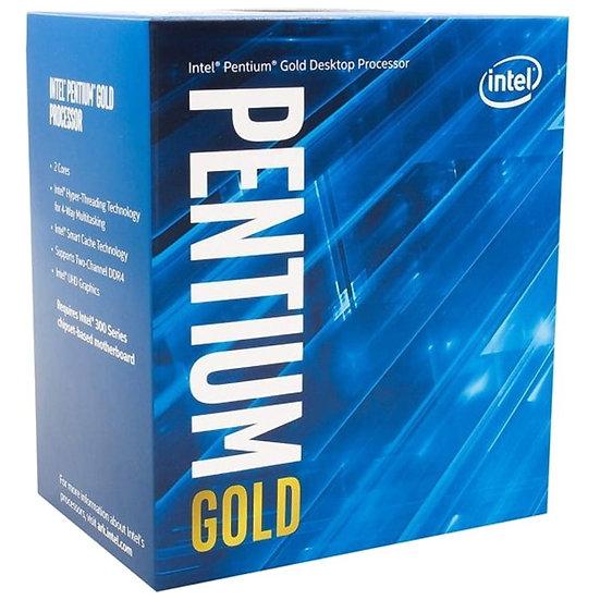Intel® Pentium® Gold G6400