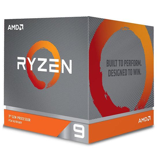 AMD Ryzen™ 9 3900X ( 12 Cores / 24 Threads )