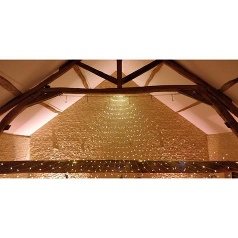 Plafond lumineux au domaine des granges de Poilly sur Tholon