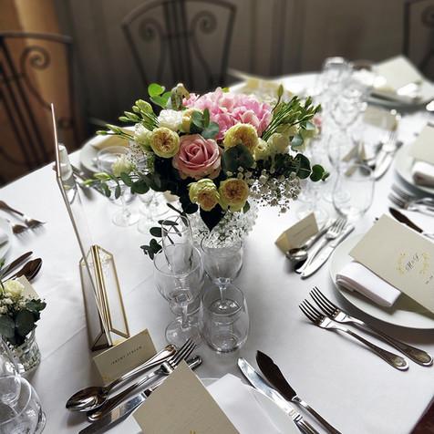 Petit bouquet de table
