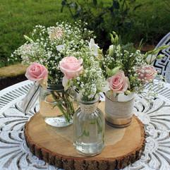 Rondin, petit vase