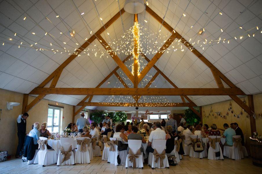 Un plafond de lumière