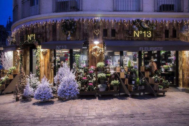 N°13 FLEURISTE-Noel 2019