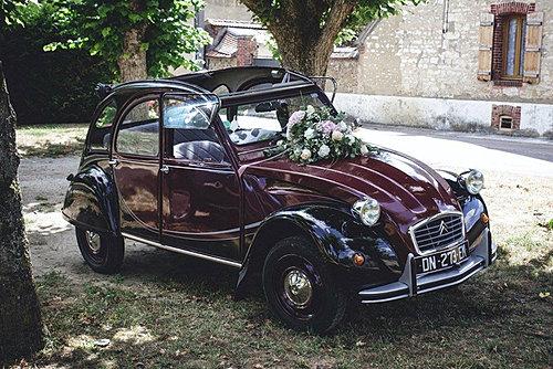 capot voiture fleuri mariage auxerre yonne. Black Bedroom Furniture Sets. Home Design Ideas