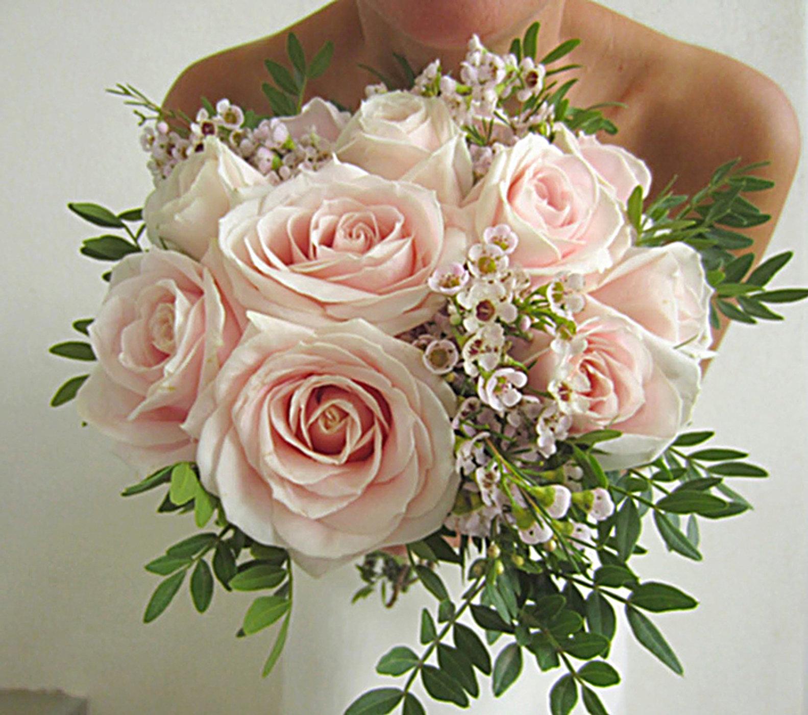 Bouquet de fleurs vintage for Bouquet fleuriste