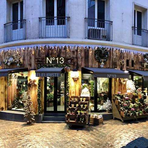Boutique N°13 Fleuriste à Auxerre