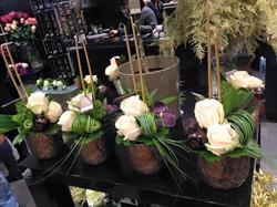 centre-de-table-orchidee-rose