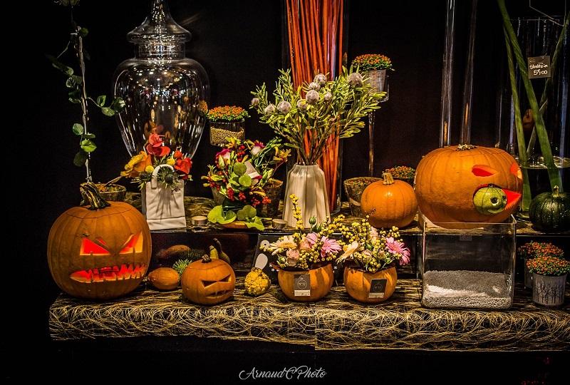 halloween-citrouille-decoree-fleuriste-auxerre