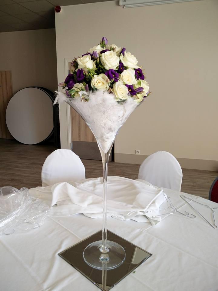 Vase Martini 50 + miroir