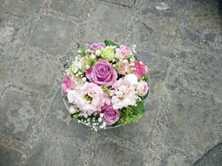 centre-de-tables-rose-poudre-clair-auxerre-yonne-bourgogne