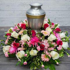 Composition pour urne funéraire