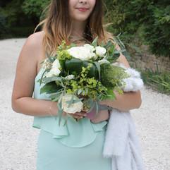 Bouquet dedemoiselle d'honneur