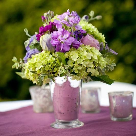 décoration-table-mariage-bouquet-horten