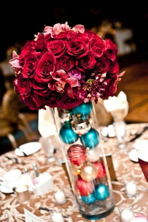 decoration-noel-fleurs