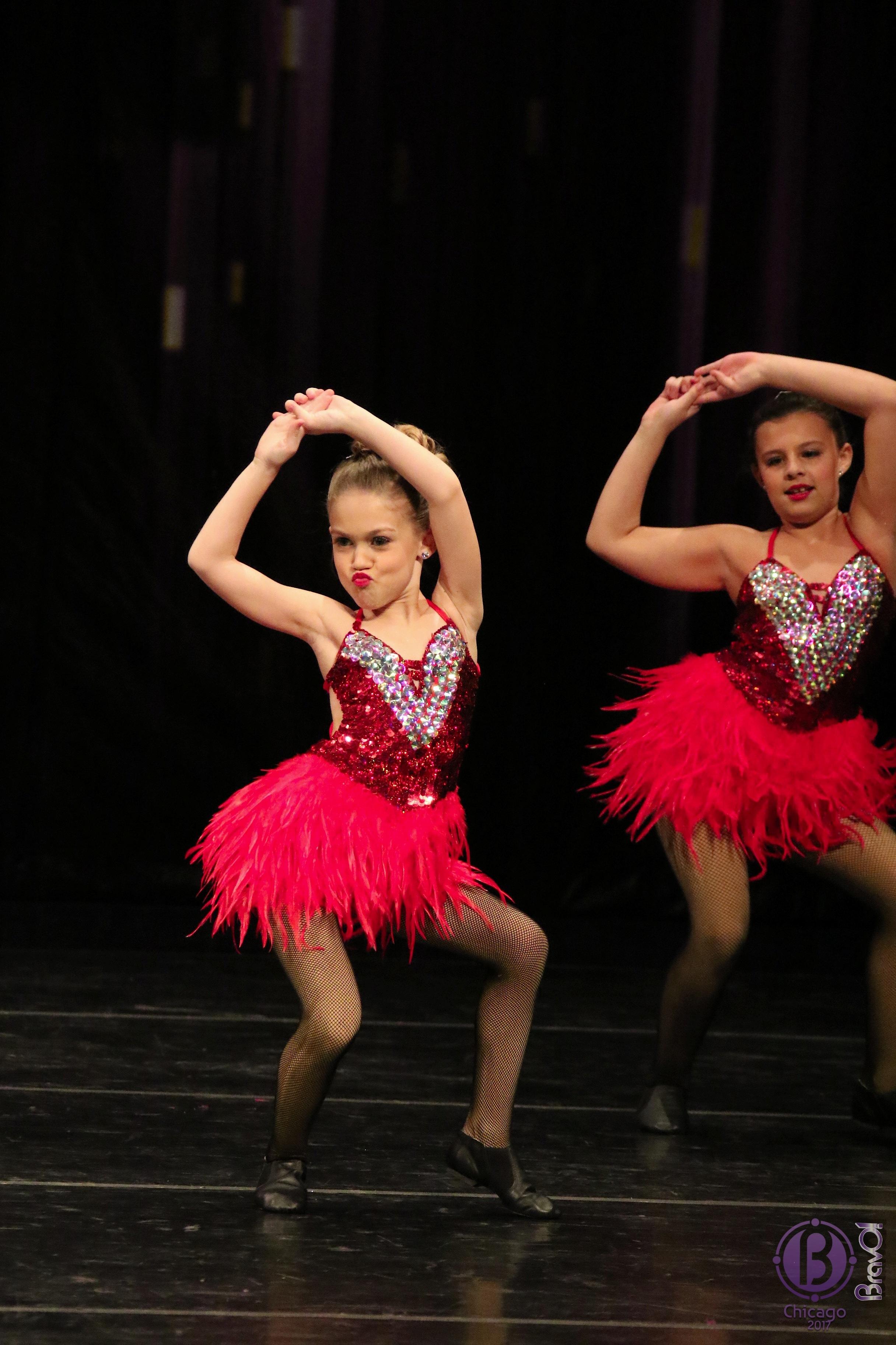 Hot & I'm Dancing- JR. Team