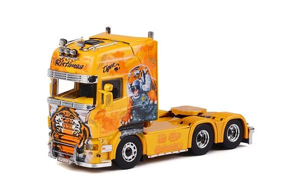 "Ristimaa ""Tiger""  SCANIA R Topline Single truck"