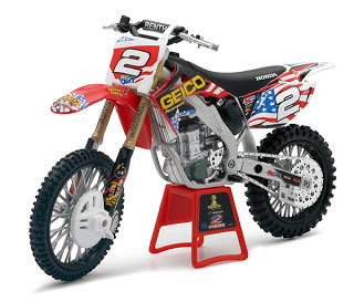 1:12 -Geico & Powersports - Honda #2 - Trey Canard