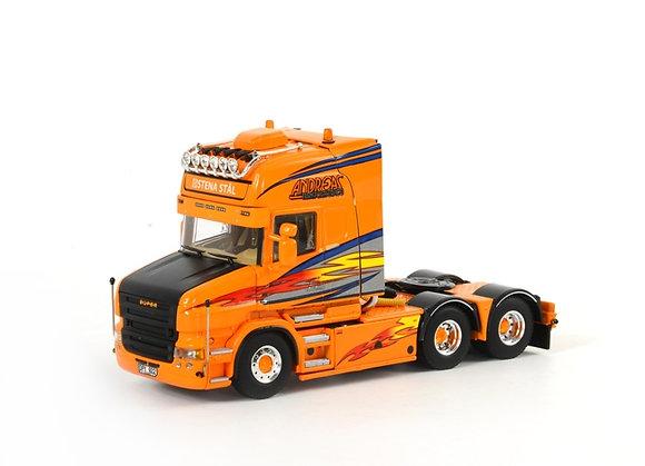 Andreas Transportservice  SCANIA T Topline Single truck