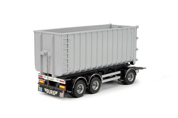 T.B. 40M3 Container & Aanha D.L