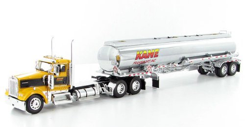 Kane Kenworth W900 Day CAB With Petroleum Tanker.