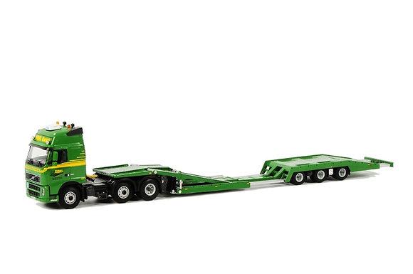 Eibel Transporte  VOLVO FH2 Globetrotter XL Trucktransporter (3 axle)