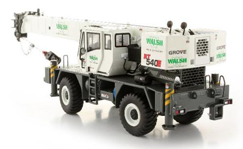 Grove RT-540E Rough Terrain Crane -Walsh