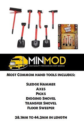 Hobby Gear: Demolition Tools