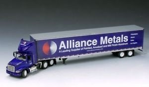 Alliance Metals International 9100i with Dry Van