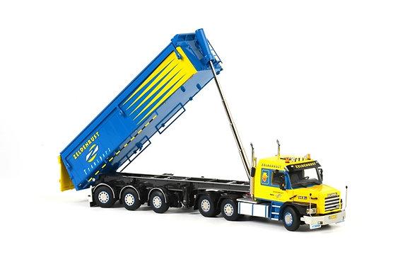 Zeldenrust  Scania 3 Tip Trailer Asphalt & Sand (3 axle)