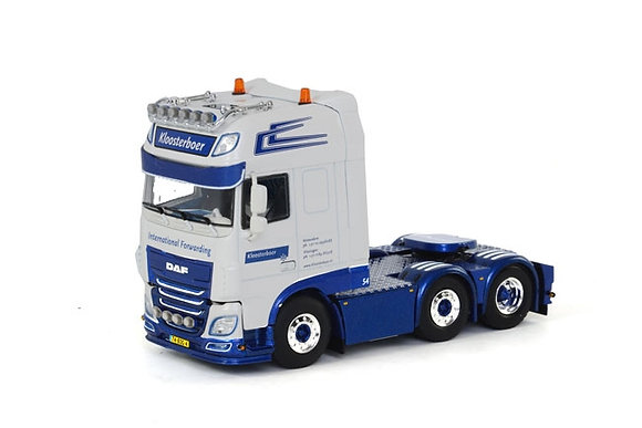 MV Transport / Kloosterboer  DAF new XF SSC