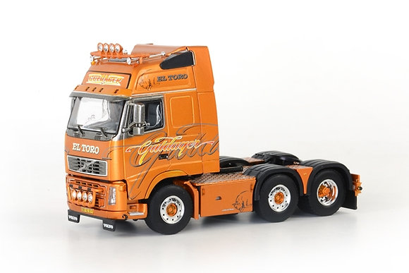 "Guldager ""El Toro""  VOLVO FH2 Globetrotter XL Single truck"