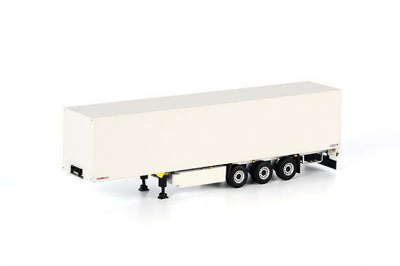 Box Trailer (3 axle)