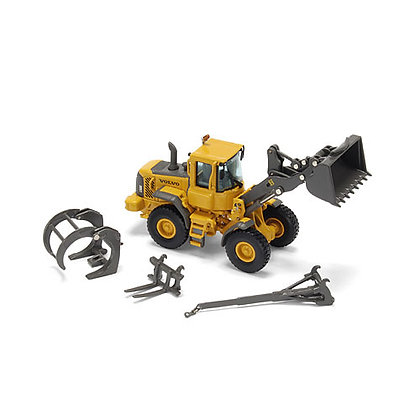 Volvo L90E Loader with Attachments