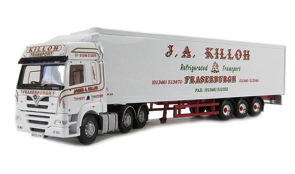 Foden Alpha Fridge Trailer, J. A. Killoh Transport- Fraserburgh