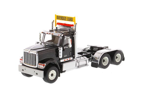 International HX520 Tandem Tractor Metallic Black