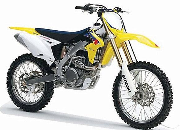 2010 Suzuki RM-Z450 Dirtbike