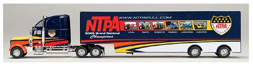 2006 NTPA Champions Freightliner Classic XL Puller