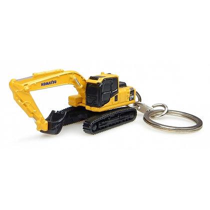 Komatsu PC210L Excavator Key Ring