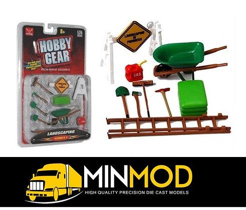 Hobby Gear: Landscaping