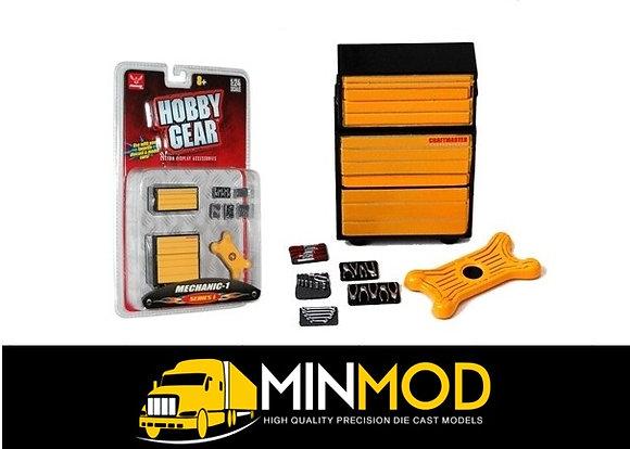 Hobby Gear: Mechanic 1