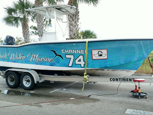 IMPACT DESIGNS 101 BOAT WRAP