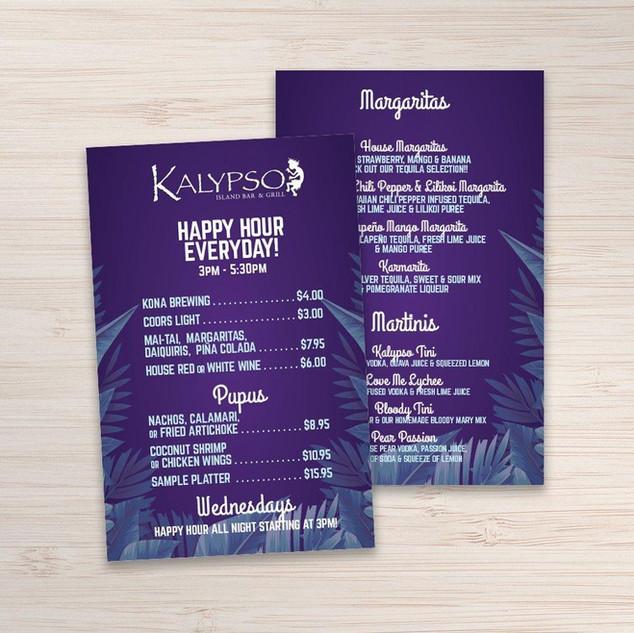 waterproof-flat-table-menus-with-printin