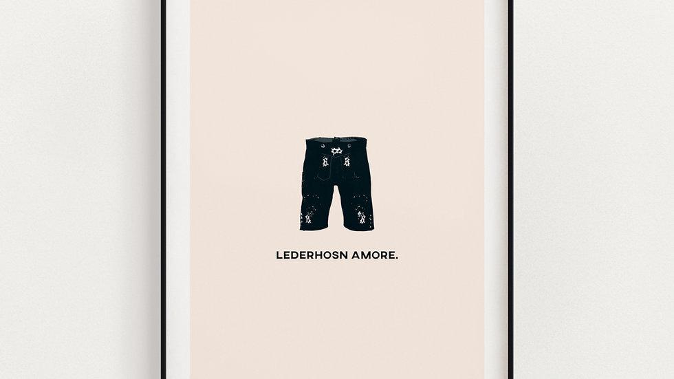 Lederhosn Amore