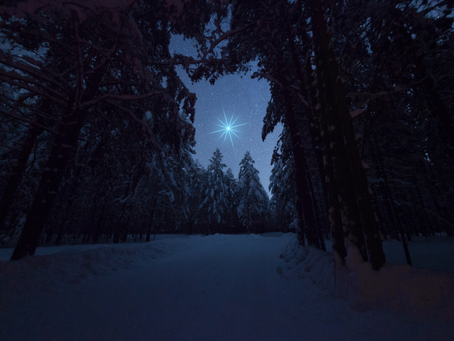 Release the darkness -- and find the light -- with a meaningful winter ritual