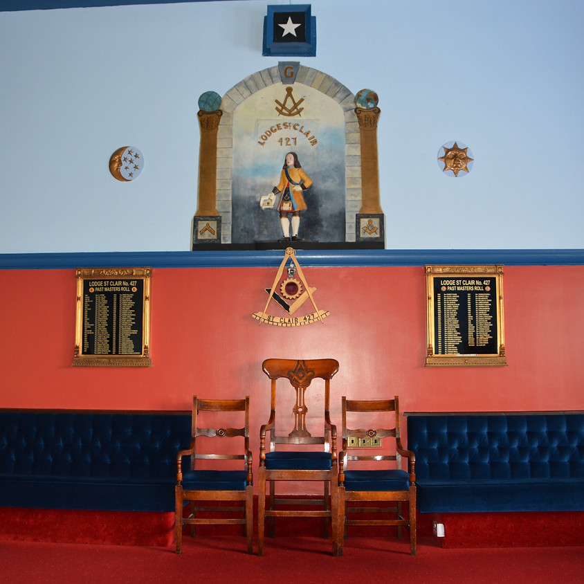 Visit by Lodge St Clair 427 to Lodge St John 471 Shotts